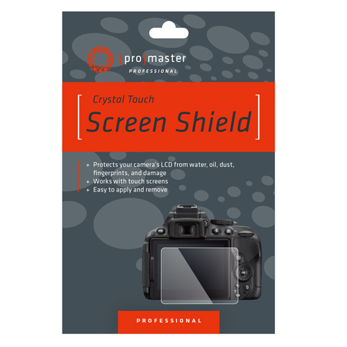 Crystal Touch Screen Shield