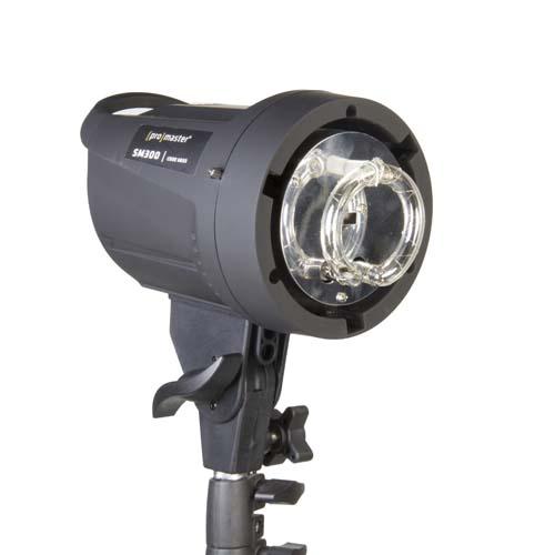 SM300 Digital Display Studio Monolight - 300 ws  sc 1 st  ProMaster & Studio Strobe and Continuous Lighting azcodes.com