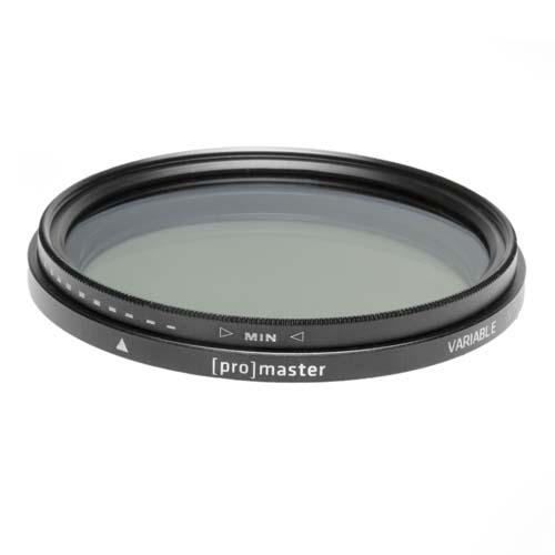 .9 ProMaster ND8x 3 Stop 67mm Neutral Density Digital HD
